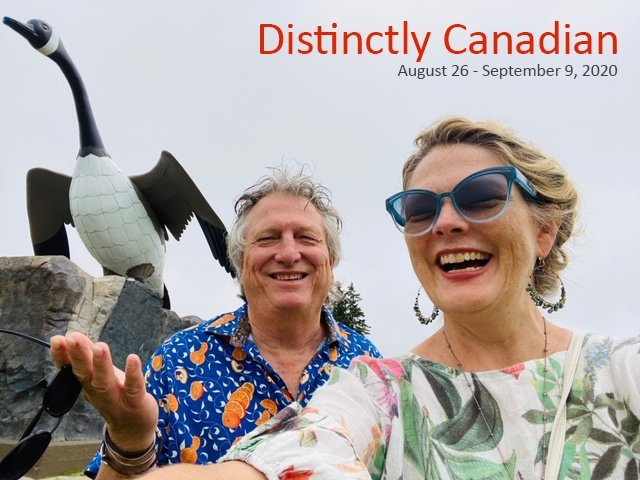 "Petley Jones Gallery, ""Distinctly Canadian,"" 2020"