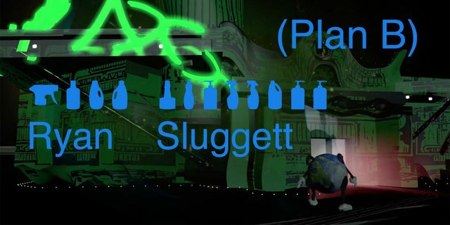 "Ryan Sluggett, ""(Plan B),"" 2020"