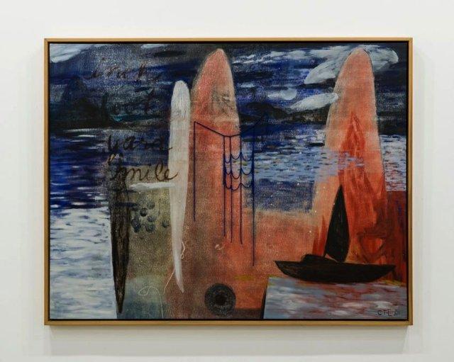 """Carroll Taylor Lindoe, """"Inch, Foot, Yard, Mile,"""" 2001"""