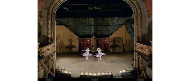 "Carol Sawyer, ""Still from Proscenium,"" 2009"