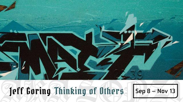 """Jeff Goring, """"Matt 2239"""" (detail), 2020"""
