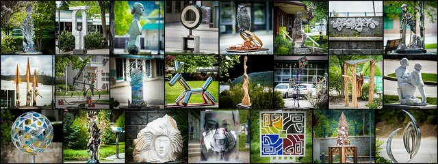 Castlegar Sculpturewalk 2020