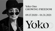 "Yoko Ono, ""Growing Freedom,"" 2020"