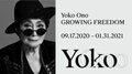 """Yoko Ono, """"Growing Freedom,"""" 2020"""