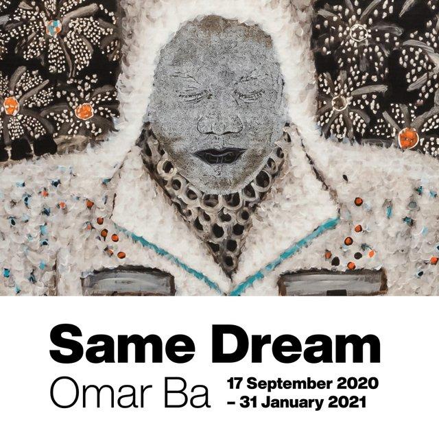 "Omar Ba, ""Same Dream,"" 2020"