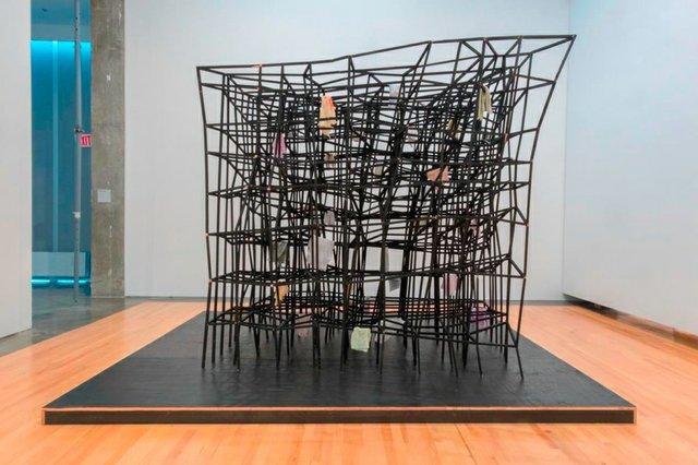 "Samuel Roy-Bois, ""Constellation,"" 2019"