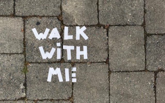 "CVAG, ""Walk With Me,"" 2020"
