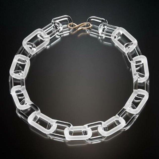 "Minori Takagi, ""Chain necklace,"" 2020"