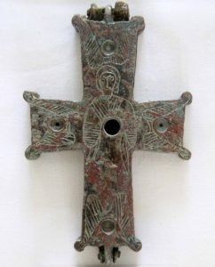 Byzantine artifact recovered at Çadır Höyük, Turkey.