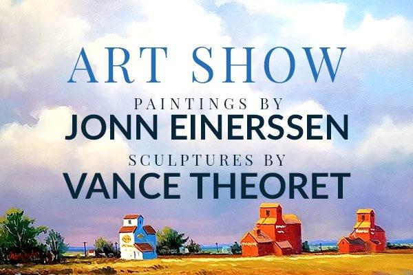 Jonn Einerssen and Vance Theoret, 2020
