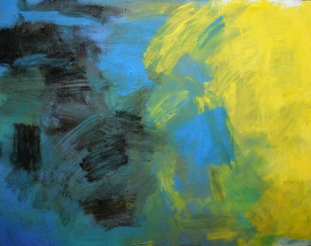 "Trevor McDonald, ""Sunflower Breeze,"" 2020"