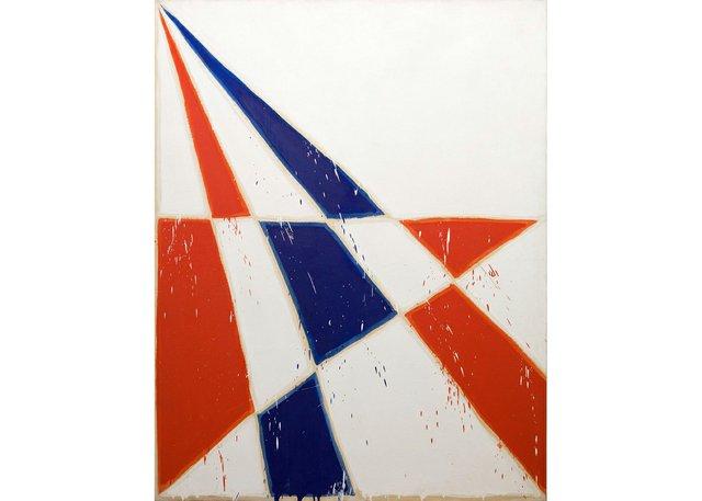 "Serge Lemoyne, ""Forum Stellaire,"" 1976"