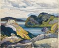 "Franklin Carmichael, ""Lake Superior,"" 1926"