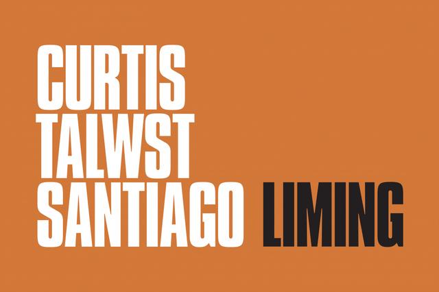 "Curtis Talwst Santiago, ""Liming,"" 2020"