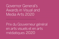 """Art Gallery of Alberta, """"Governor General's Awards in Visual and Media Arts 2020,"""""""