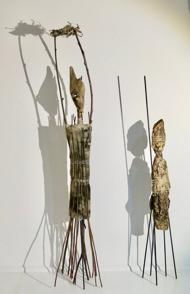 "Martina Edmondson, ""Tree Spirits,"" 2020"