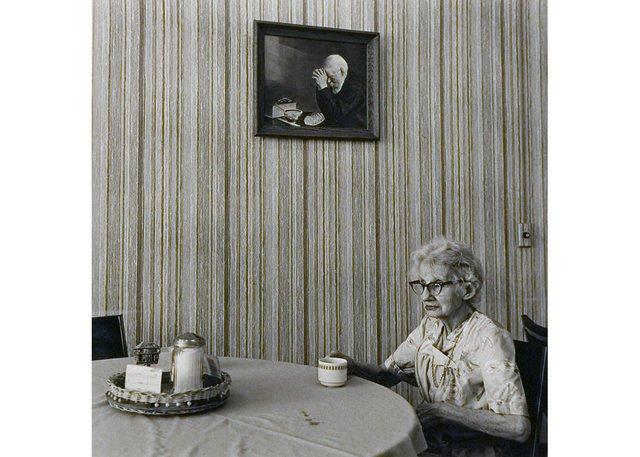 "Thelma Pepper, ""Thankfulness,"" 1985"
