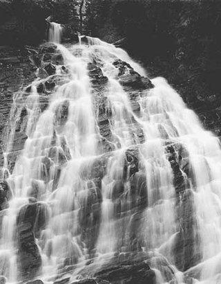 """Lower Bertha Falls"""