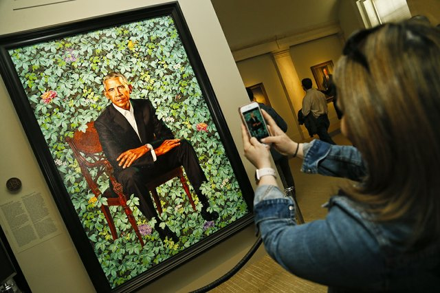 The National Portrait Gallery welcomed more than two million visitors in 2018