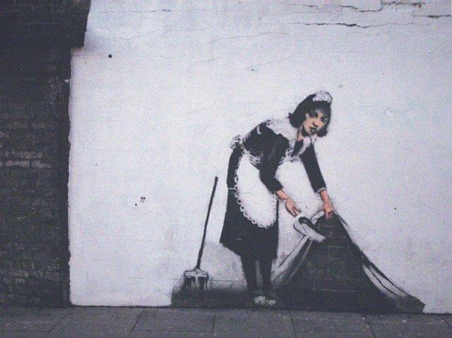 "Banksy, ""London,"" 2007"