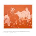 """Pablo Picasso, """"L'Aubade, avec femme accoudée,"""" 1959"""