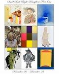 "Gallery Jones, ""Small Scale Right Hemisphere,"" 2020"