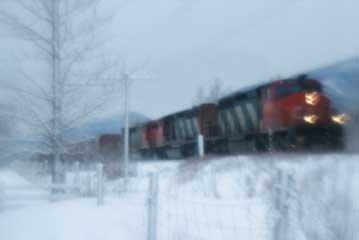 """Ice Train"""