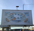 "Sebastian Maquieira, ""Billboard at East Hastings and Clark Ave., Vancouver, BC."" 2020"