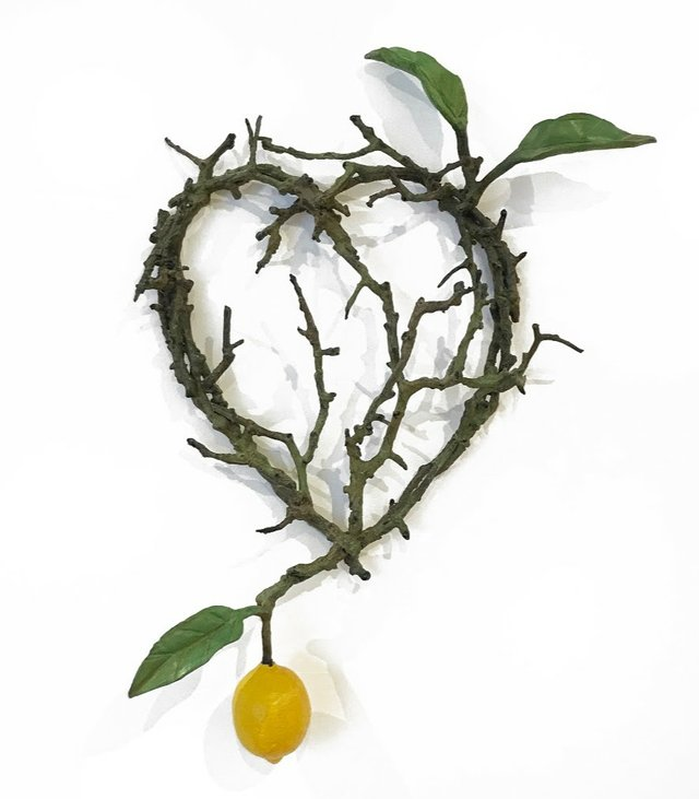 "Victor Cicansky, ""Lemon Heart,"" n. d."