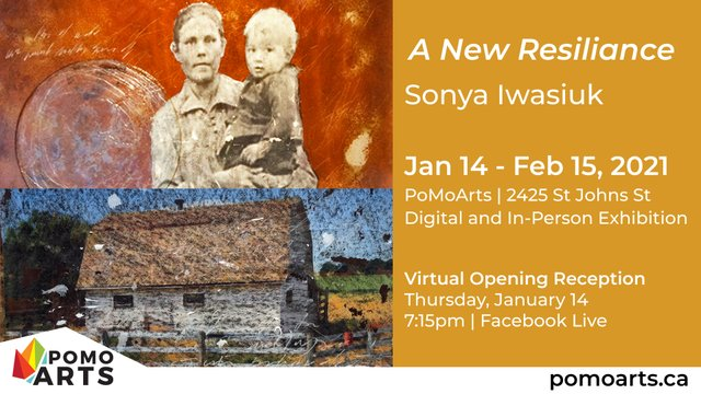 """Sonya Iwasiuk, """"A New Resilience,"""" 2021"""