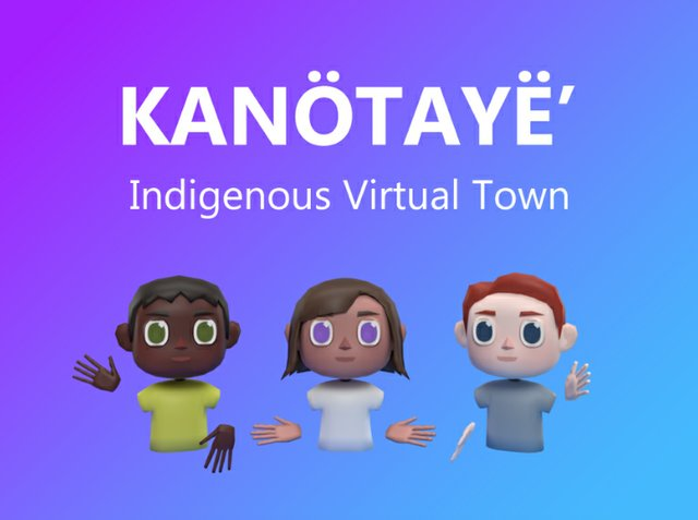 "Asha Veeraswamy's ""Kanotaye"" was launched at imagineNATIVE this year as a virtual reality experience. (courtesy imagineNATIVE)"