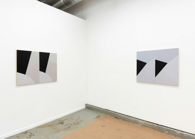 """Larissa Tiggelers, """"double-bodied,"""" 2020, installation view (courtesy Jarvis Hall Gallery, Calgary)"""