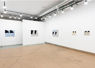 "Larissa Tiggelers, ""double-bodied,"" 2020, installation view (courtesy Jarvis Hall Gallery, Calgary)"