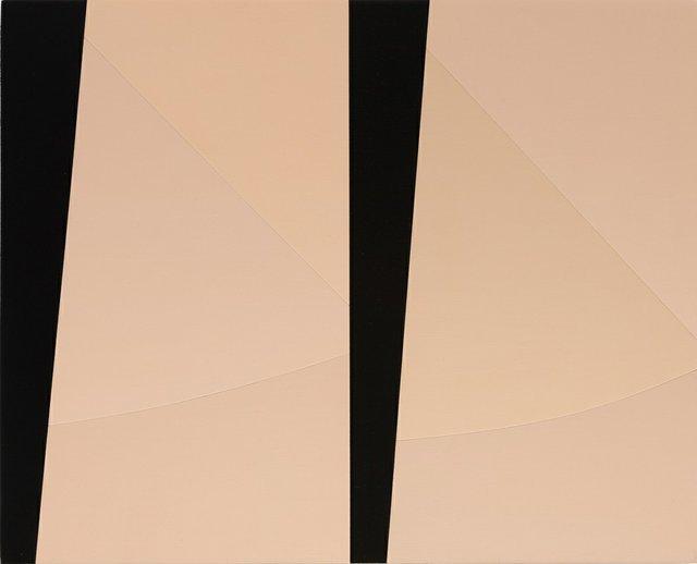 "Larissa Tiggelers, ""it had belonged,"" 2020, acrylic on board, 11"" x 13.5"" (courtesy Jarvis Hall Gallery, Calgary)"