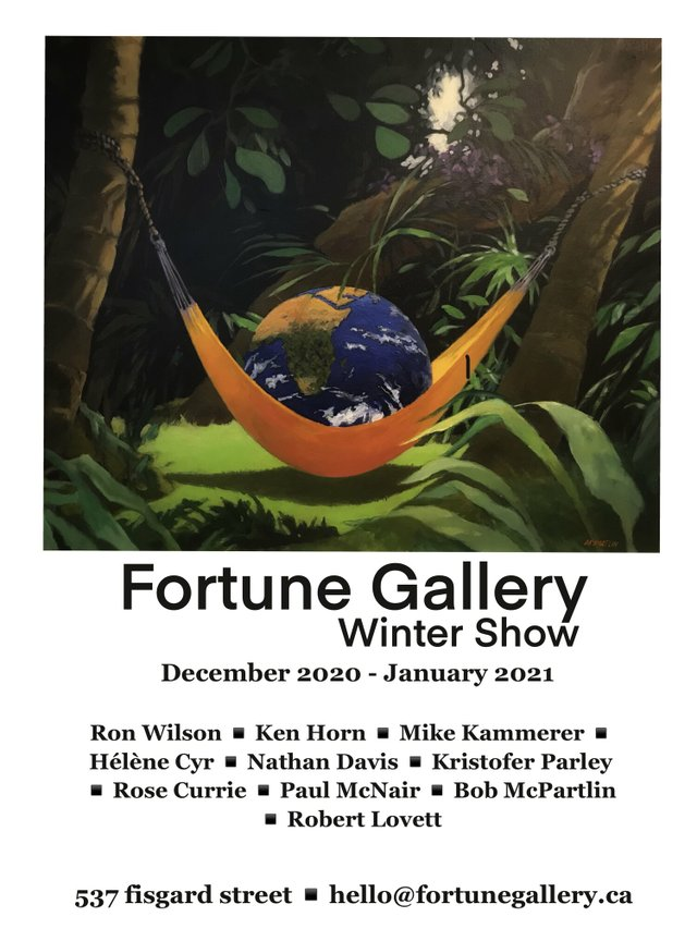 "Fortune Gallery, ""Annual Winter Show,"" 2020-2021"