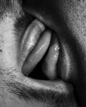 "Chris Curreri, ""Kiss Portfolio,"" 2016"