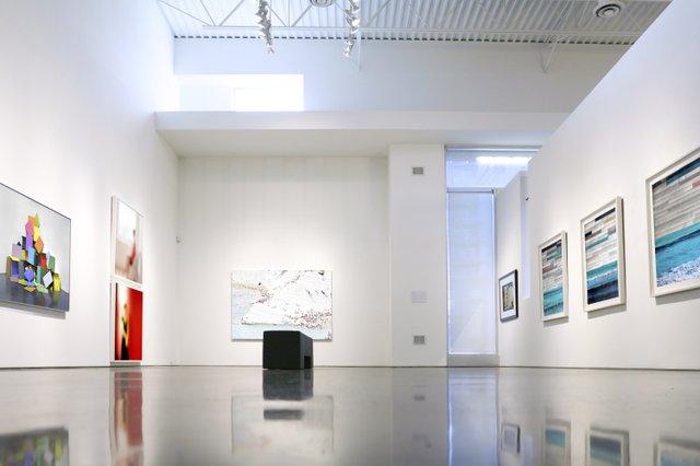 "Newzones Gallery, ""Perception,"" 2021"