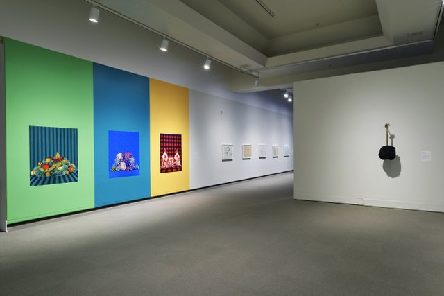 Human Capital, 2020, installation view at the MacKenzie Art Gallery, Regina (photo by Don Hall)