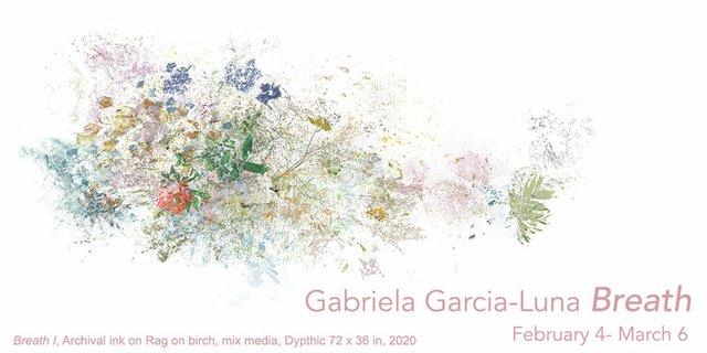 """Gabriela Garcia-Luna, """"Breath,"""" 2021"""