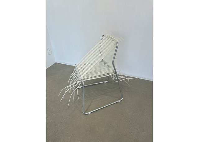 "Darija Radakovic, ""Lean Chair,"" 2021"