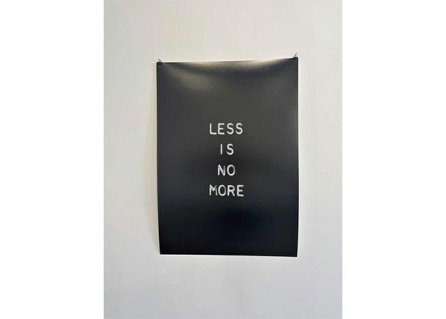 "Darija Radakovic, ""Less is No More,"" 2021"