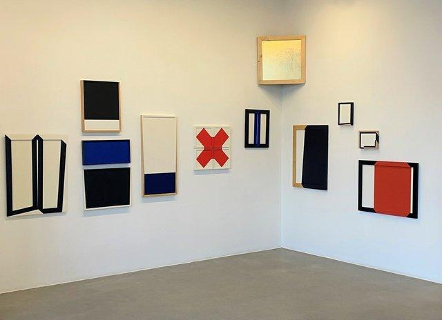 """Darija Radakovic, """"Malevich's Room,""""2021"""