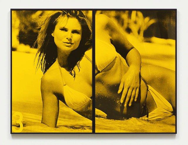 "Vikky Alexander,""Obsession,"" 1983"