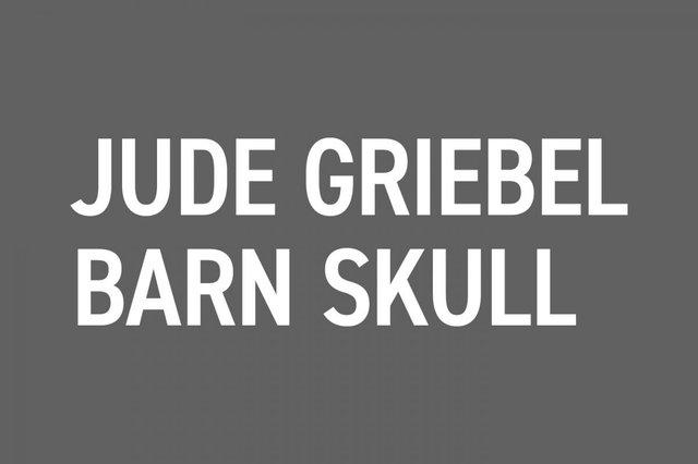 """Jude Griebel, """"Barn Skull,"""" 2021"""