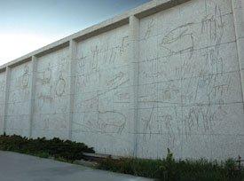 """Petroglyph Mural"""