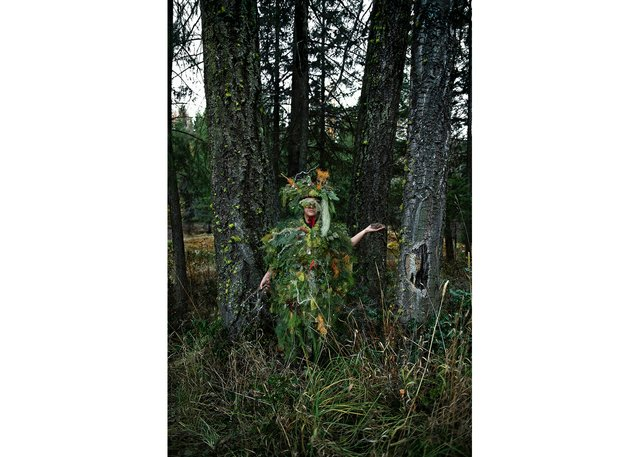 "Rocio Graham, ""Book I, Illuminations and Engulfment,"" 2020"