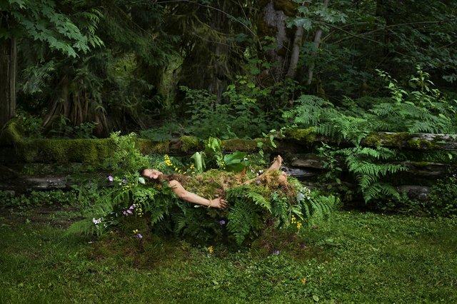"Rocio Graham, ""Book II, Illuminations and Engulfment,"" 2020"
