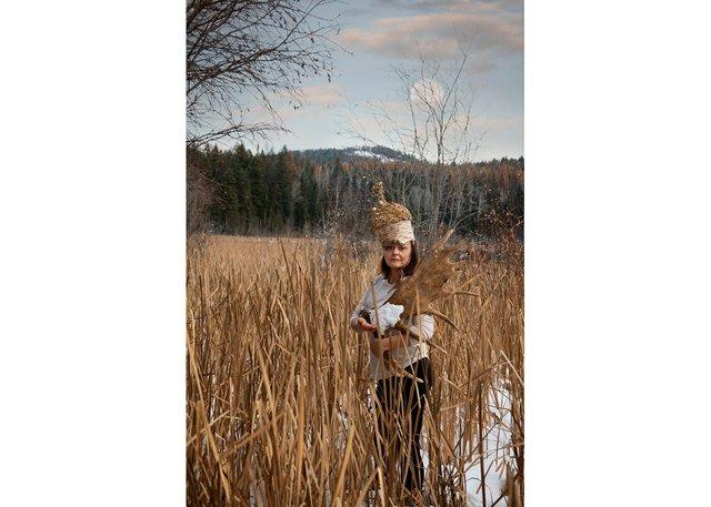 "Rocio Graham, ""Book VII, Illuminations and Engulfment,"" 2020"