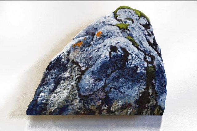 """Greg Allen, """"Boreal Boulders,"""" 2021"""