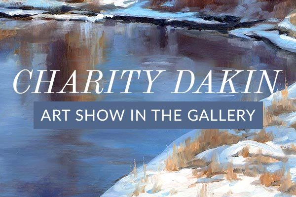"Picture This Gallery, ""Charity Dakin Art Show, 2021"